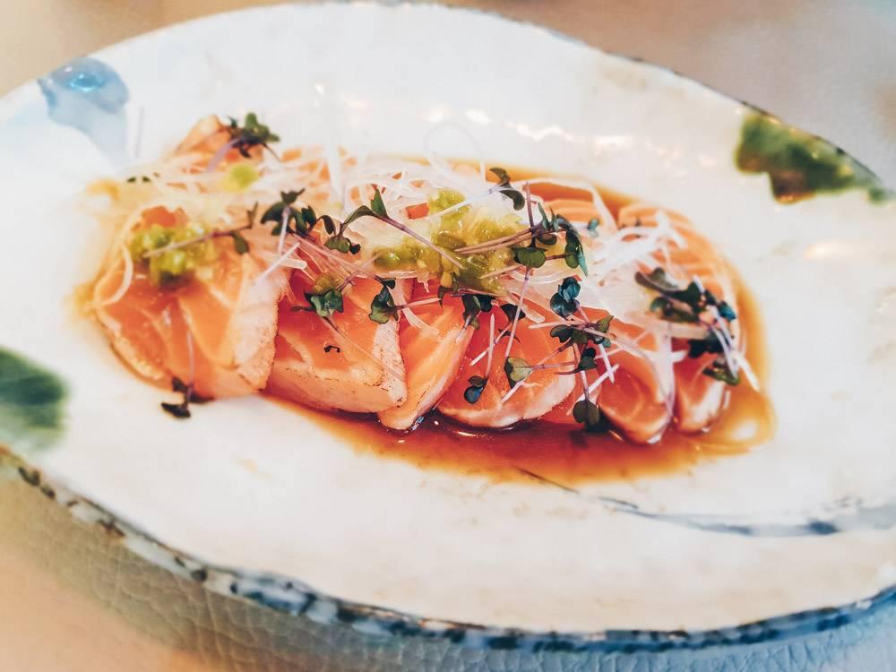 Seafood Dish Oxford Restaurants