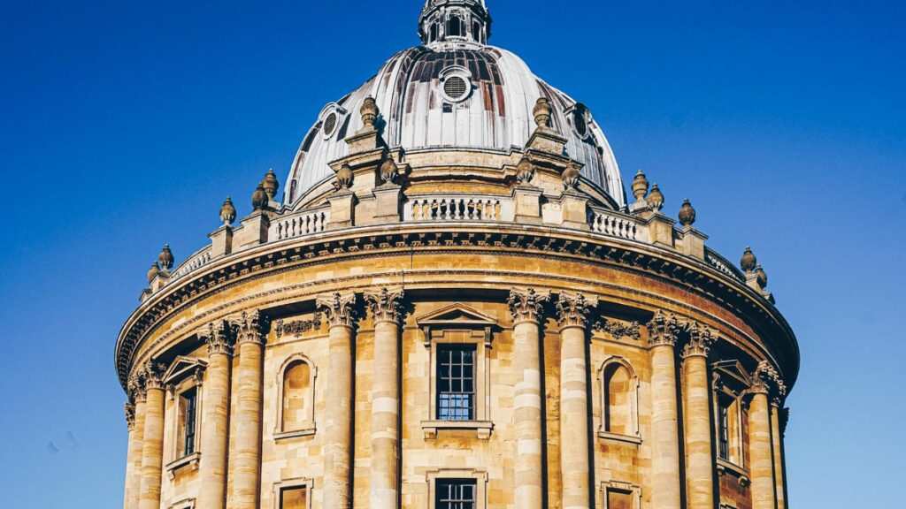 Things to do in Oxford - Radcliffe Camera