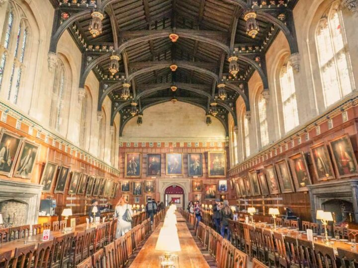 Oxford Harry Potter Locations: A Self-Guided Tour