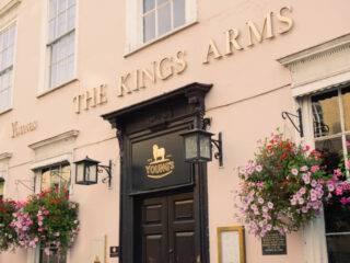 King's Arms Pub Oxford