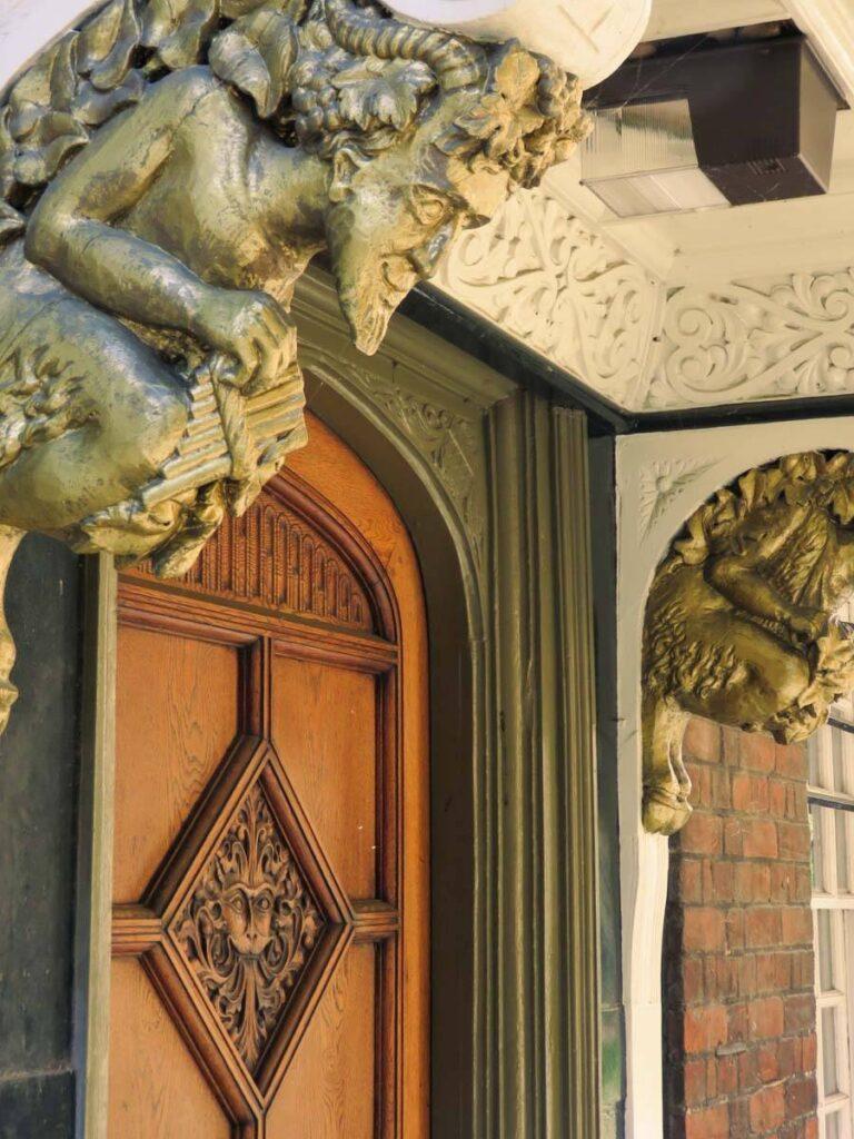 Narnia Door Oxford