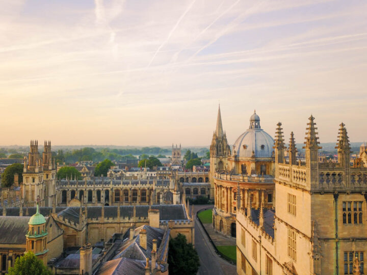 Things to do in Oxford: 24 Must-See Oxford Attractions