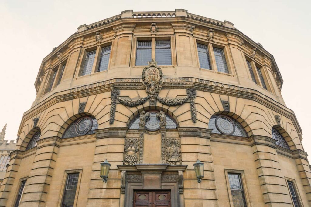 Sheldonian Oxford