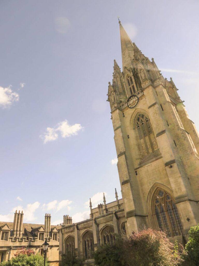 St Marys Oxford