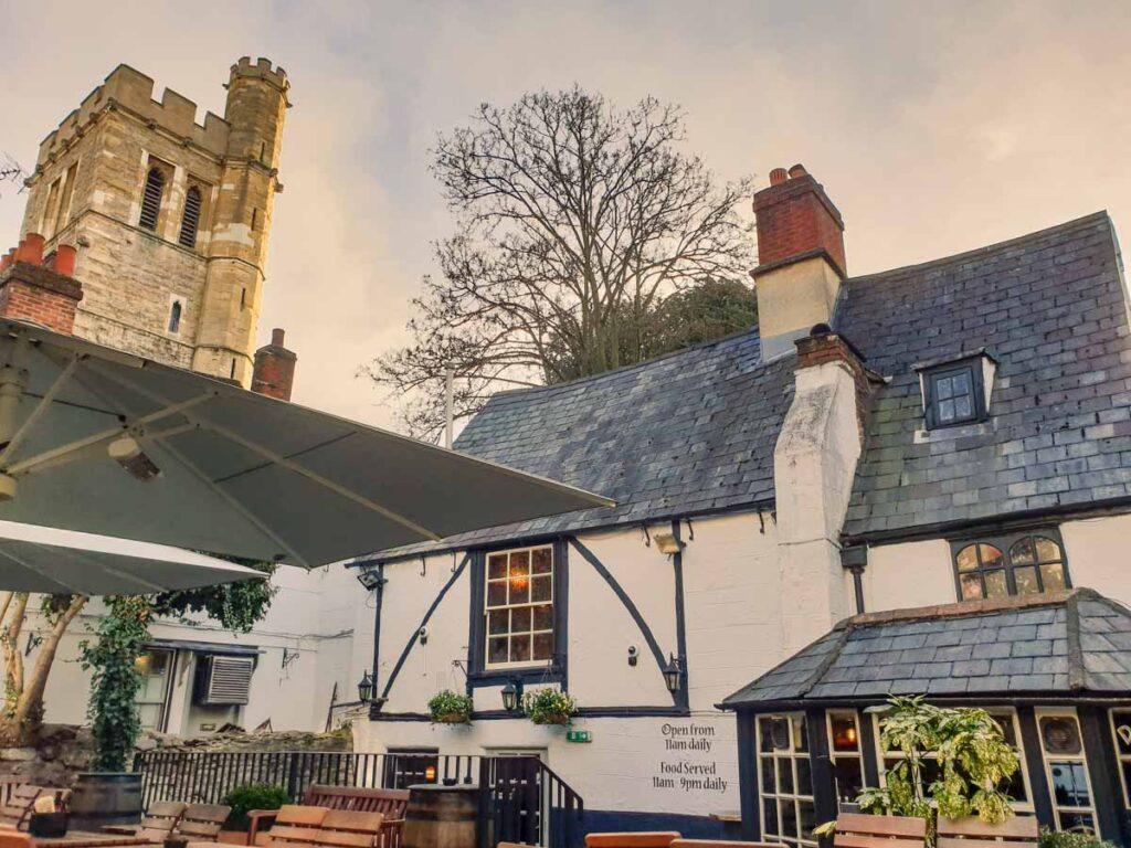 Turf Tavern Oxford